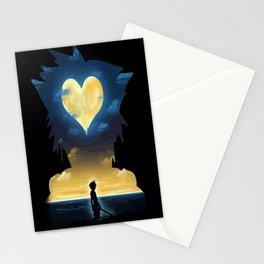 Sora Hearts Stationery Cards