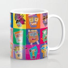 Monster Pals Coffee Mug