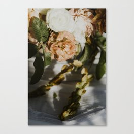 In The Mood For Romance - Fall Canvas Print