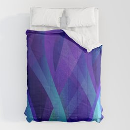Abstract background G143 Comforters