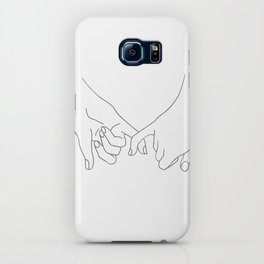 Pinky Promise iPhone Case