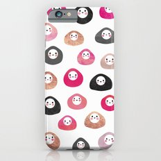 A bunch of happy blobs Slim Case iPhone 6s