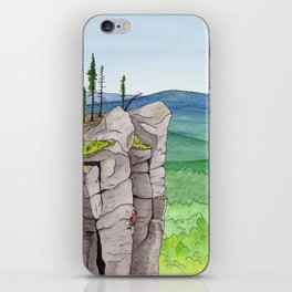 Explorer: The Heights iPhone Skin