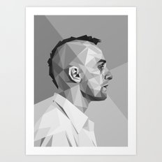 Travis Bickle Art Print