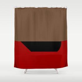 Uhura - Star Trek The Original Series TOS - Trektangle - Trektangles - Nyota Uhura - startrek Shower Curtain
