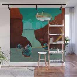 World of Tales Wall Mural