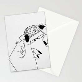Rolling your mind. Stationery Cards