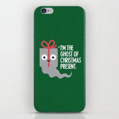 The Spirit of Giving iPhone & iPod Skin