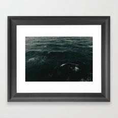 An Ocean between Us Framed Art Print