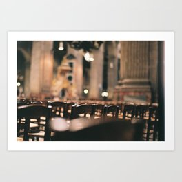 This Place. Art Print