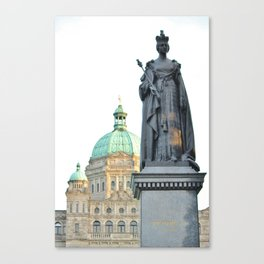 Victoria's Jewel Canvas Print
