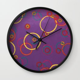 Hidden Minnie Wall Clock