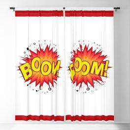 Boom! Blackout Curtain