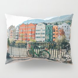 Cry me a River   Innsbruck, Austria Pillow Sham