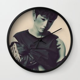Elf Jinyoung Wall Clock