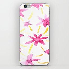 Magenta Love iPhone Skin