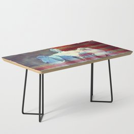 United Lincoln Coffee Table
