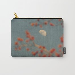 Moon in Spring Maple Carry-All Pouch