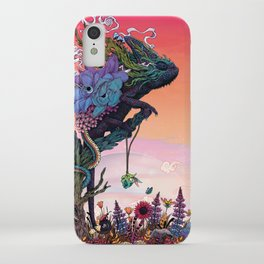 Phantasmagoria iPhone Case