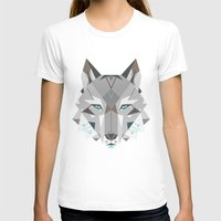 into the wild T-shirts featuring Wild by Nayla Smith