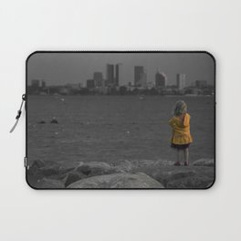 world citizen Laptop Sleeve