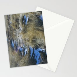 rabbit mountain (4) Stationery Cards