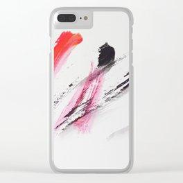Yukitwe Clear iPhone Case