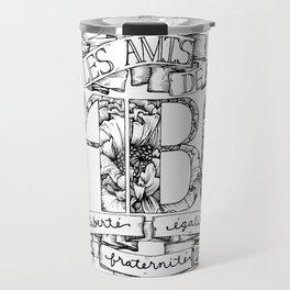 Les Amis 2017 Travel Mug