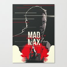 Mad Max - fury road Canvas Print