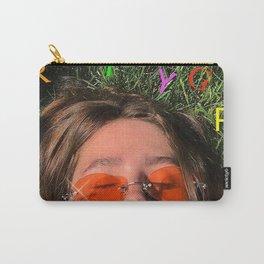 Clairo pretty girl album Carry-All Pouch