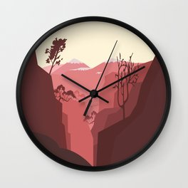 My Nature Collection No. 31 Wall Clock