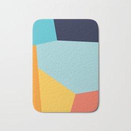 Colorful pattern XIX Bath Mat