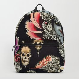 Hindu - Kali 9 Backpack