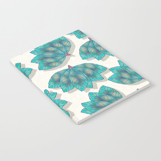 Colorful Leaves 3 Notebook