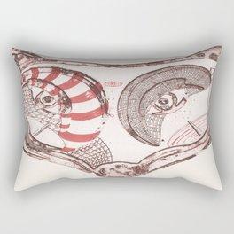 Foxhead Rectangular Pillow