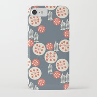 confetti iPhone & iPod Cases featuring confetti by jennifer judd-mcgee