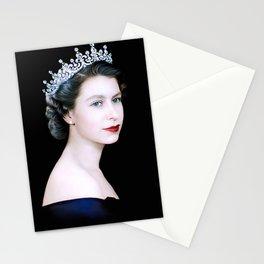 Queen Elizabeth II Stationery Cards