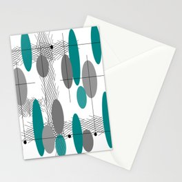 Orbs Always Float Stationery Cards