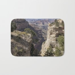 A Vertical View - Grand Canyon Bath Mat