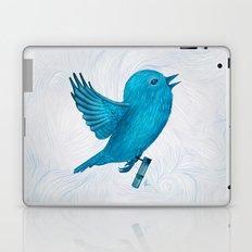 The Original Twitter - Painting Laptop & iPad Skin