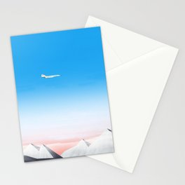 TU-144 Stationery Cards