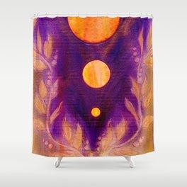 Captured Spirit Shower Curtain