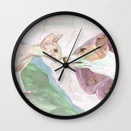 Creation of Ziggy Wall Clock