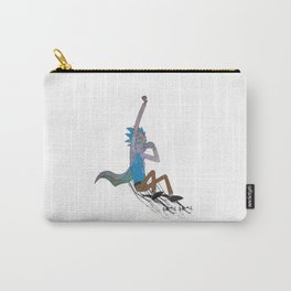 Rick Morty Artwork Carry-All Pouch
