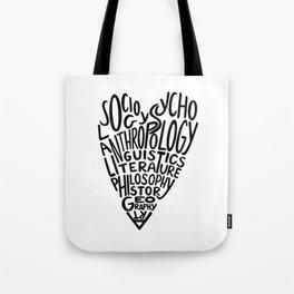 Love Humanities Tote Bag