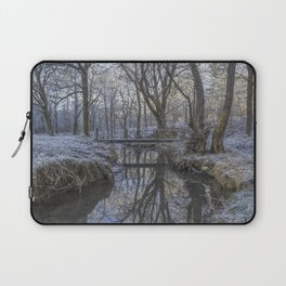 Reflections in the Stream Laptop Sleeve