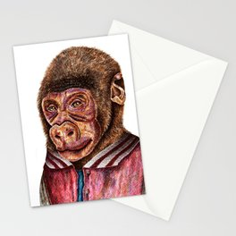School Picture Stationery Cards