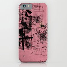 misprint 112 iPhone 6s Slim Case