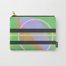 Pastel Simplicity - Minimalistic Design Carry-All Pouch