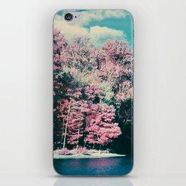 Lakeside Infrared iPhone Skin